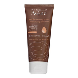 Avene Moisturizing Self-Tanning Silky Gel, 100ml/3.38 fl oz
