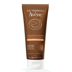 Avene Moisturizing Self-Tanning Lotion, 100ml/3.38 fl oz.