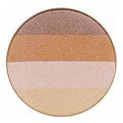 jane iredale Quad Bronzer REFILL - Moonglow, 1 piece