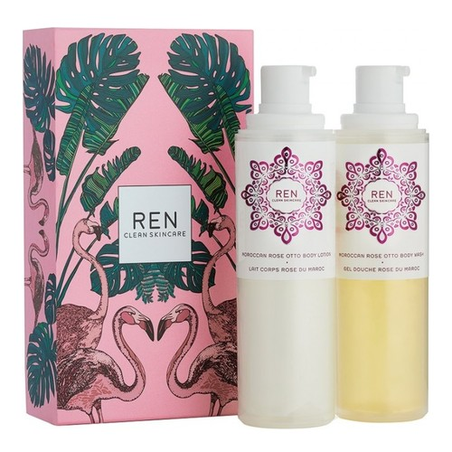 Ren Moroccan Rose Duo Gift, 2 pieces