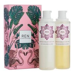 Ren Moroccan Rose Duo Gift, 2 pieces