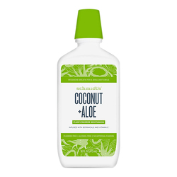 Mouth Wash - Coconut + Aloe