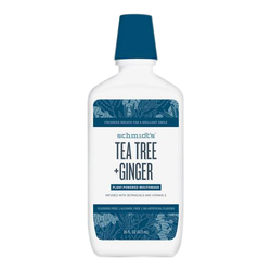 Mouth Wash - Tea Tree + Ginger
