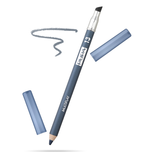 Pupa Multiplay 3 in 1 Eye Pencil - 13 Sky Blue, 1 pieces