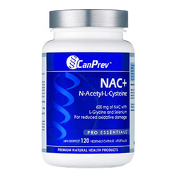 CanPrev NAC+, 120 capsules