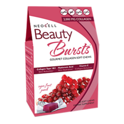 NeoCell Beauty Bursts Collagen - Berry | 1 Pack, 60 pieces