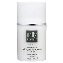 Nelly Devuyst Soft Net Foaming Wash For Men, 50g/1.75 oz