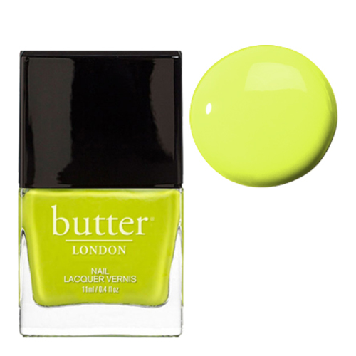 butter LONDON Nail Lacquer - Wellies, 11ml/0.37 fl oz