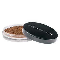 Natural Mineral Loose Foundation - Hazelnut