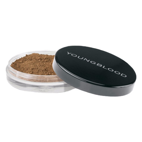 Youngblood Natural Mineral Loose Foundation - Mahogany, 10g/0.4 oz