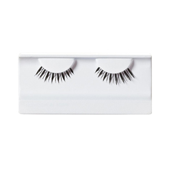 Naturally Full False Eyelashes - Black