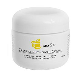 Night Cream AHA 5%