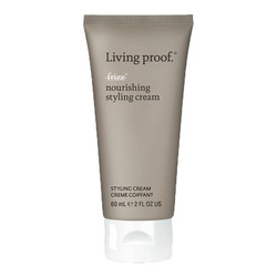 Living Proof No Frizz Nourishing Styling Cream - Travel Size, 60ml/2 fl oz