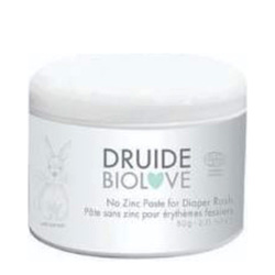 Druide BioLove No Zinc Paste for Diaper Rash, 60g/2.1 oz