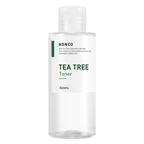 A'PIEU NonCo Tea Tree Toner, 210ml/7.1 fl oz