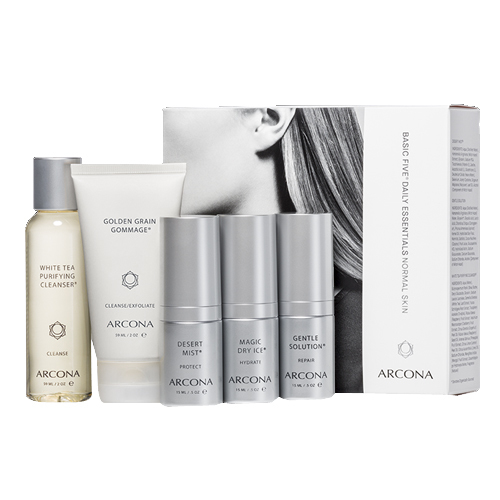 Arcona Normal Skin Starter Kit, 1 set