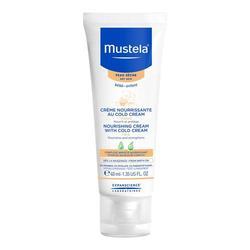 Mustela Nourishing Cream with Cold Cream - Face, 40ml/1.4 fl oz