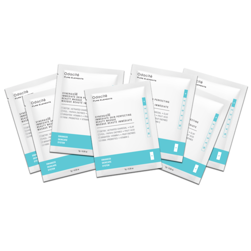 Odacite Synergie-4 Immediate Skin Perfecting Beauty Masque Sachet Box, 1 set