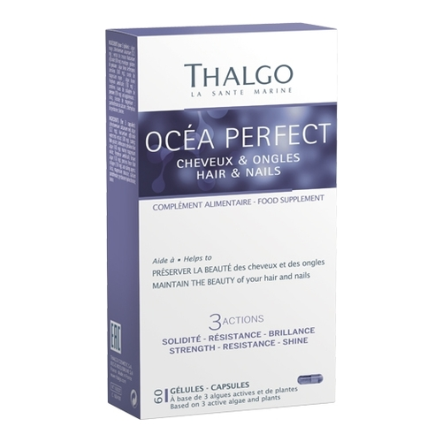 Thalgo Ocea Perfect - Nails and Hair, 60 tablets