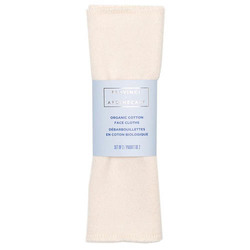 Organic Cotton Face Cloths (Pack of 2)