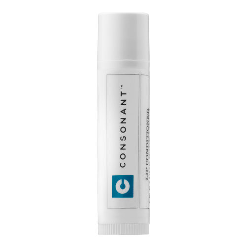 Consonant Organic Lip Conditioner - Pure Unscented, 4.4ml/0.1 fl oz