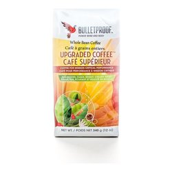 Bulletproof  Original Whole Bean Upgraded Coffee, 340g/12 oz