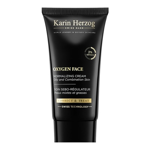 Karin Herzog Oxygen 2% Face Cream (Sebo-Regulator), 50ml/1.7 fl oz