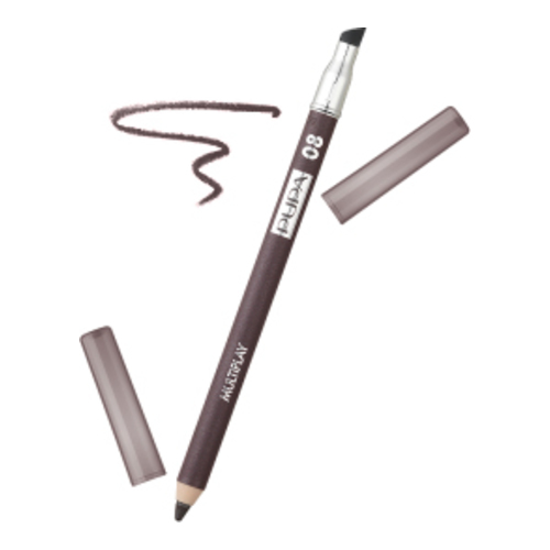 Pupa Multiplay 3 in 1 Eye Pencil - 08 Grey, 1 piece
