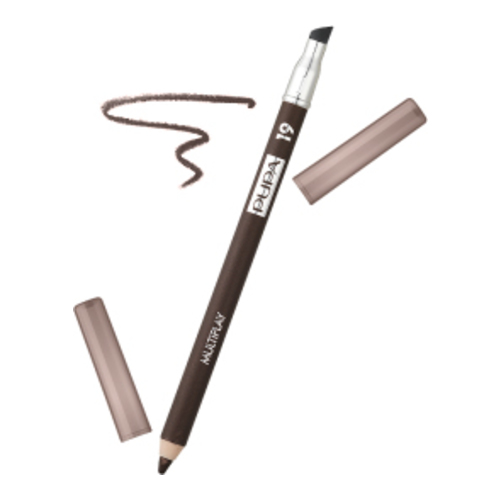 Pupa Multiplay 3 in 1 Eye Pencil - 19 Dark Earth, 1 piece