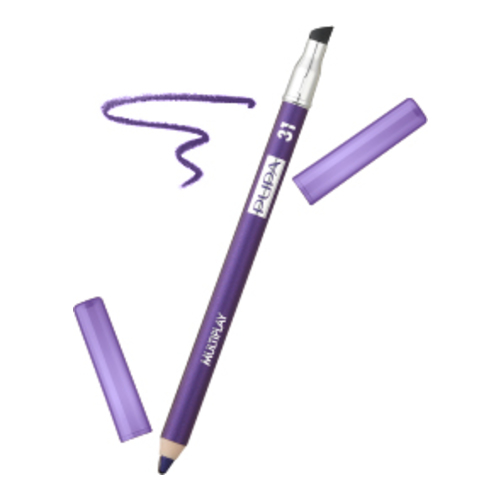 Pupa Multiplay 3 in 1 Eye Pencil - 31 Wisteria Violet, 1 piece