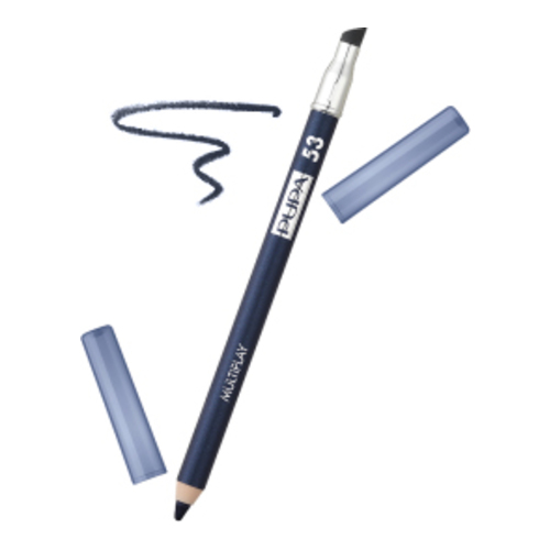 Pupa Multiplay 3 in 1 Eye Pencil - 53 Midnight Blue, 1 piece