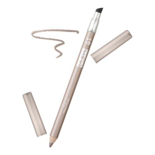 Pupa Multiplay 3 in 1 Eye Pencil - 61 Platinum, 1 piece