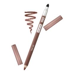Pupa True Lips Lip Pencil - 05 Raw Sienna Sand, 1 piece