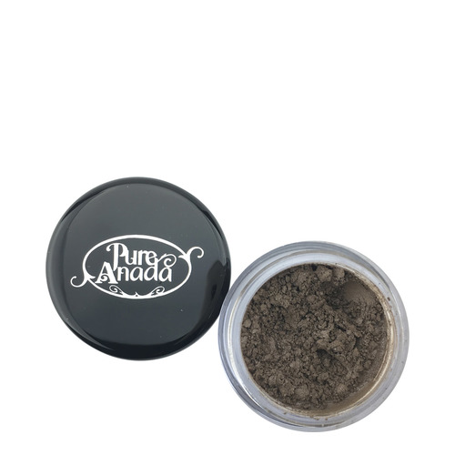 Pure Anada Loose Mineral Brow Color - Cliff (Charcoal), 1g/0.035 oz