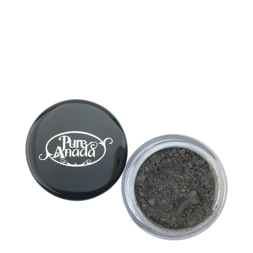 Pure Anada Loose Mineral Brow Color - Volcanic (Black Ash), 1g/0.035 oz
