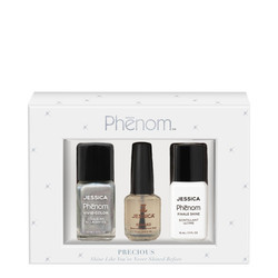 Jessica Phenom Antique Silver Kit | 3 Pcs, 1 set