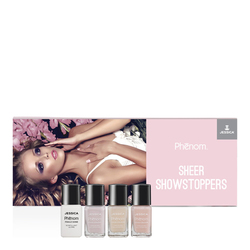 Sheer Showstoppers Kit | 4 Pcs