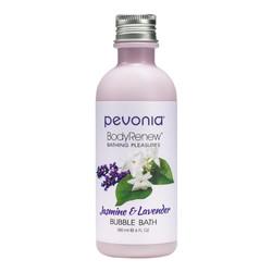 Pevonia Body Renew Jasmine and Lavender Bubble Bath, 180ml/6 fl oz