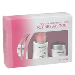 Pevonia Rosacea Skincare Solution Kit, 1 set