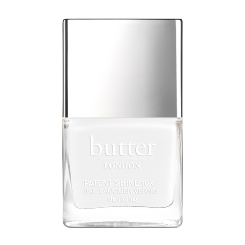 butter LONDON Patent Shine 10x - Cotton Buds, 11ml/0.4 fl oz
