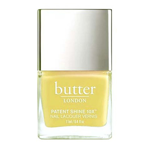 butter LONDON Patent Shine 10x - Lemon Drop, 11ml/0.4 fl oz