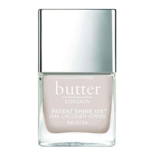 butter LONDON Patent Shine 10x Timeless Romance Collection - Starkers, 6ml/0.2 fl oz