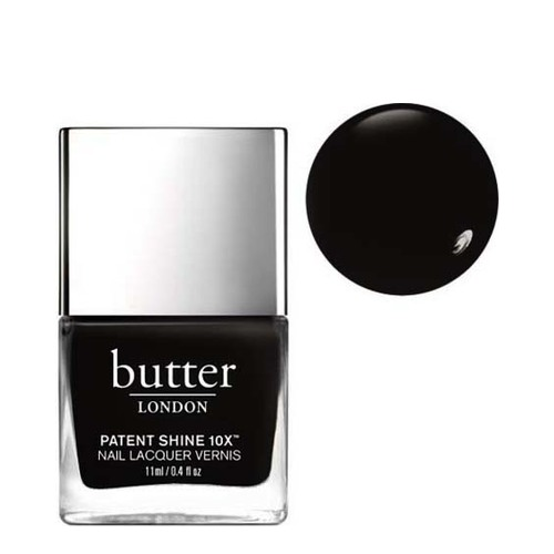 butter LONDON Patent Shine 10x - Wicked, 11ml/0.4 fl oz