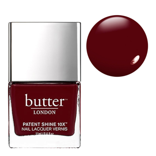 butter LONDON Patent Shine 10x - Afters, 11ml/0.4 fl oz