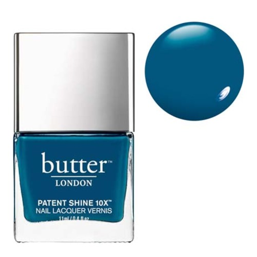 butter LONDON Patent Shine 10x - Chat Up, 11ml/0.4 fl oz