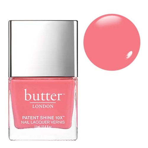 butter LONDON Patent Shine 10x - Coming Up Roses, 11ml/0.4 fl oz
