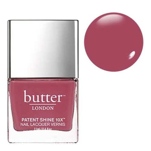 butter LONDON Patent Shine 10x - Dearie Me!, 11ml/0.4 fl oz