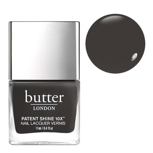 butter LONDON Patent Shine 10x - Earl Grey, 11ml/0.4 fl oz