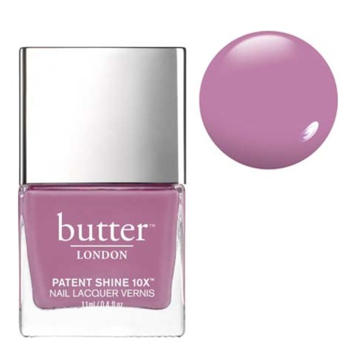 butter LONDON Patent Shine 10x - Fancy, 11ml/0.4 fl oz
