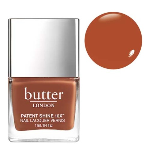 butter LONDON Patent Shine 10x - Keep Calm, 11ml/0.4 fl oz
